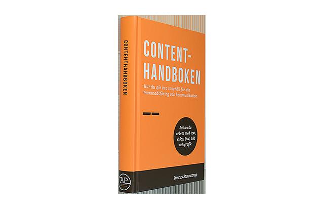 Bibliotekstjänst gillar Contenthandboken